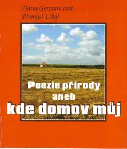 Přěbal knihy - Poezie přírody aneb kde domov můj