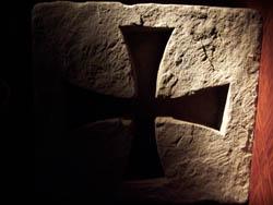 templáři kříž