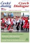 Český dialog - obálka čísla 10 2008
