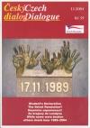 Český dialog - obálka čísla 11 2004