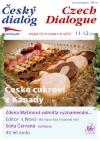Český dialog - obálka čísla 11-12 2008