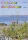 Český dialog - obálka čísla 6 2002