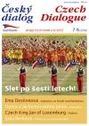 Český dialog - obálka čísla 7-8 2006