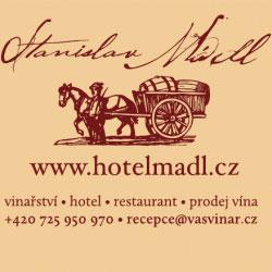 Stanislav Mádl - vinařství, hotel. restaurant, prodej vína